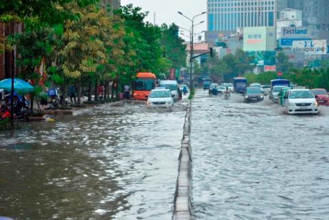 TP.HCM: Thêm 8.000 tỉ đồng chống ngập nước