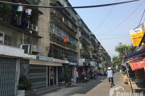 TP.HCM: Di dời gần 1.300 hộ dân tại chung cư Thanh Đa