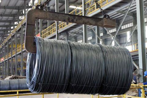 Xuất khẩu sắt thép các loại tăng mạnh trong 5 tháng