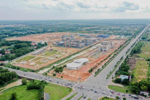 Triển khai dự án căn hộ ngay sát Đại học quốc tế lớn nhất Việt Nam tại Bình Dương