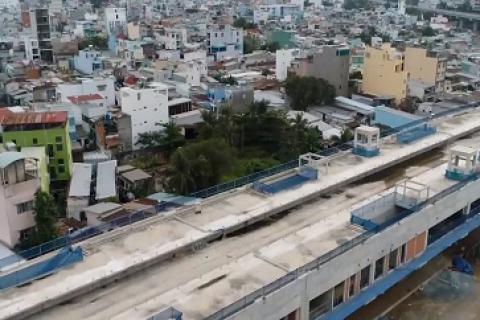Những dự án hạ tầng chờ ngày về đích
