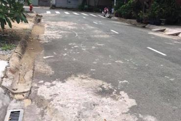 Bán đất góc 2 MT đường Số 53B, P. Tân Tạo, 5 x 16m, giá 8.1 tỷ. khu Pouyuen Tên Lửa.