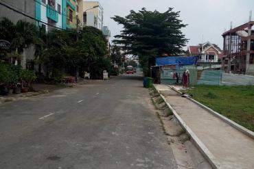 Bán nền biệt thự MT đường Số 57A, P. Tân Tạo, 10 x 24m, giá 15.6 tỷ. khu Tên Lửa Pouyuen