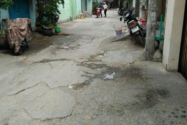Bán 5 lô đất Hẻm 118 Phùng Tá Chu, P. An Lạc A, TDT 335m2, giá từ 3.5 tỷ đến 4.2 tỷ