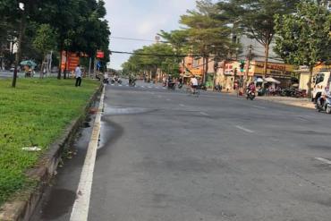 Cho thuê đất Góc 2 MT đường Vành Đai Trong, P. Bình Trị Đông B, 22 x 20m, giá 100tr/tháng