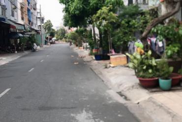 Bán đất MT đường Số 2, P. An Lạc A, 4 x 14m, giá 3.7 tỷ. khu Cư Xá Phú Lâm C mở rộng.