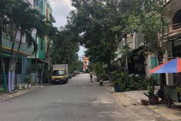 Bán đất MT đường Số 53C, P. Tân Tạo, 5 x 18m, giá 7.2 tỷ. khu Tên Lửa Pouyuen