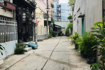 Bán cặp đất Hẻm 635 Hương lộ 2, P. Bình Trị Đông, 8 x 15m, giá 9.6 tỷ