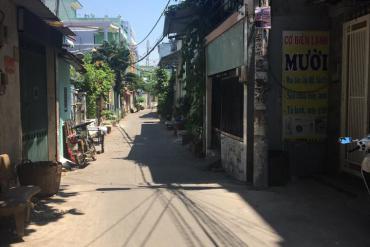 Bán đất Hẻm 815 Hương lộ 2, P. Bình Trị Đông, 4 x 30m, giá 6.5 tỷ