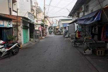 Bán đất Hẻm 271 Lê Đình Cẩn, P. Tân Tạo, 4 x 28m, giá 5.3 tỷ