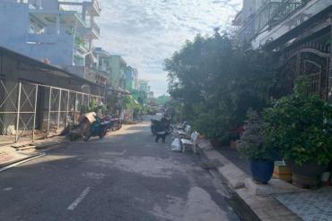 Bán đất MT đường Vương Văn Huống, P. An Lạc A, 4 x 21m, giá 5.7 tỷ