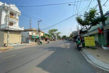 Bán đất MT đường Nguyễn Cửu Phú, P. Tân Tạo A, 6 x 25m, NH 7.4m, giá 14 tỷ