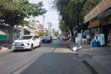 Bán nhà MT đường Phú Thọ, P.2, Q.11, nhà 1 lầu, 3.2 x 15.3m, NH chữ L 5.4m, giá 7.3 tỷ