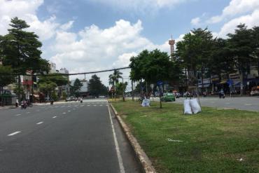 Bán đất MT đường Vành Đai Trong, P. Bình Trị Đông B, 4 x 21m, giá 16.5 tỷ. khu Tên Lửa