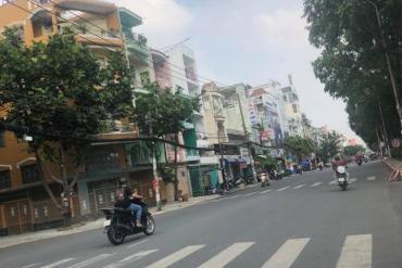 Bán đất Góc 2 MT đường Số 32, P. Bình Trị Đông B, 20 x 20m, giá 65 tỷ. khu Tên Lửa Aeon Mall