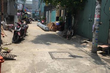 Bán đất Hẻm 270 Lê Đình Cẩn, P. Tân Tạo, 8.5 x 13m, giá 5.7 tỷ
