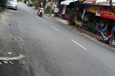 Bán đất Góc 2 MT đường An Dương Vương, P. An Lạc, 4 x 25m, giá 10.7 tỷ