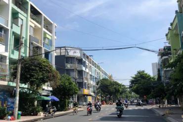 Bán đất MT đường Số 7A, P. Bình Trị Đông B, 5 x 20m, giá 12.2 tỷ. khu Tên Lửa Aeon Mall