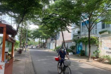 Bán nền biệt thự MT đường Số 52, P. Tân Tạo, 10 x 20m, giá 14.5 tỷ. khu Tên Lửa Pouyuen