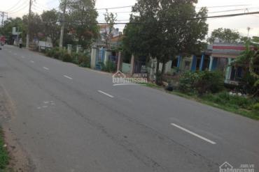 Bán đất MT đường Vườn Thơm, xã Bình Lợi, 10 x 600 (NH 120m), TDT 60.000m2, 77 tỷ.