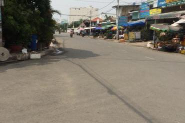Bán đất biệt thự MT đường Số 51, P. Tân Tạo, 10 x 20m, giá 13.5 tỷ. khu Tên Lửa Pouyuen