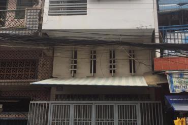 Bán Nhà Hẻm 418 Minh Phụng, P.9, Q.11, Nhà 2.5 Tấm, 3.6 x 10m, Giá 6.5 Tỷ