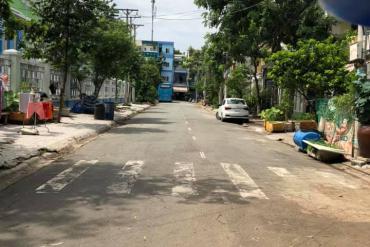 Bán đất Góc 2 MT đường Số 48C, P. Tân Tạo, 5 x 20m, giá 8.5 tỷ. khu Tên Lửa Pouyuen