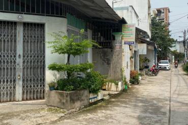 Bán đất Hẻm 25 Hồ Văn Long, P. Tân Tạo, 4 x 14m, giá 3.3 tỷ