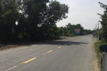 Bán nhà xưởng MT đường Vườn Thơm, X. Bình Lợi, 10 x 52m, cấp 4, 8.5 tỷ.