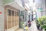 Bán nhà gần mặt tiền đường Võ Trứ Phường 9 Quận 8