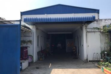 Bán nhà xưởng MT Võ Hữu Lợi, xã Lê Minh Xuân, H. Bình Chánh, 12 x 53m, 9 tỷ