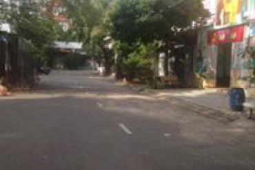 Bán đất MT đường Số 22, Phường 11, Quận 6, DT 4.5 x 23m, giá 14 tỷ. khu Bình Phú
